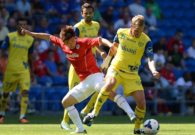 Cardiff City 1-0 Chievo: Kim Bo-Kyung hands Premier League new-boys pre-season victory