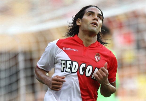 Falcao: Monaco exit rumours 'totally false'