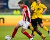 Schaars hoopt op inzinking bij Ajax