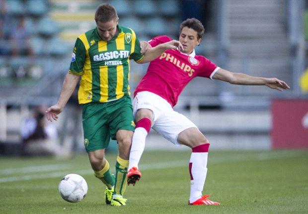 Persaingan di awal Eredivisie 2013/14 berjalan ketat.