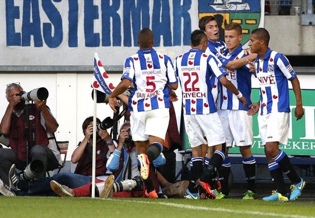 Sterk sc Heerenveen wint van AZ
