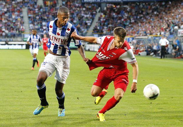 Otigba won met 4-2 van FC Groningen