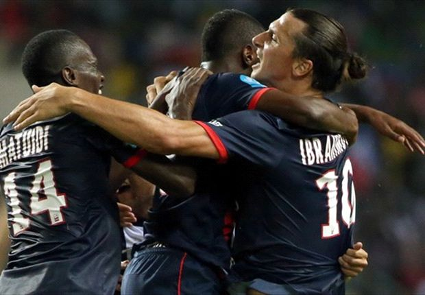 Paris Saint-Germain 2-1 Bordeaux: Alex winner seals Trophee des Champions title