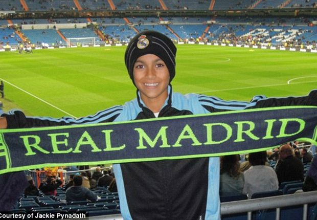Joshua Pynadath becomes first player of Indian origin to sign for Real Madrid's academy