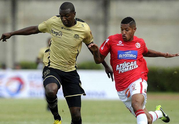 Itagüí consigue puntaje perfecto tras vencer a Huila 1-0