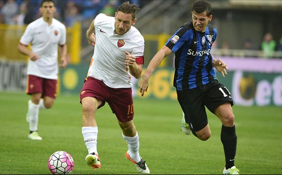 Lima Gol Dahsyat Seria A Italia Pekan Ini