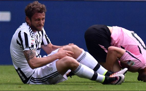 Ouch! Cedera Mengerikan Marchisio