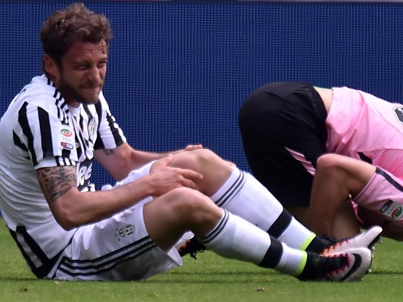 Juventus, operazione riuscita per Marchisio: Intervento ok