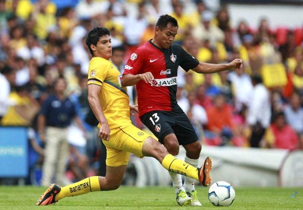 Liga Bancomer MX: América 3-0 Atlas | Emotivo homenaje y goleada en honor a 'Chucho' Benítez