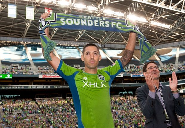 Seattle Sounders confirm Dempsey signing