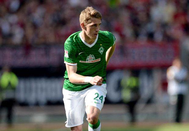 Nils Petersen ist derzeit bester Torschütze des SV Werder Bremen