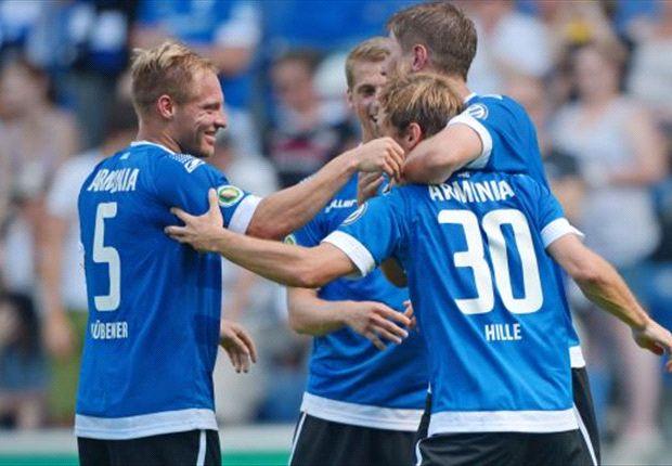 Bielefeld siegt mit starker Leistung