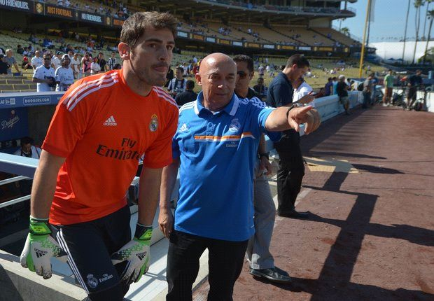 Ancelotti praises Casillas following first-team return
