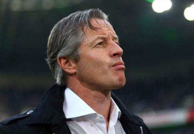 Jens Keller steht beim FC Schalke 04 unter genauster Beobachtung