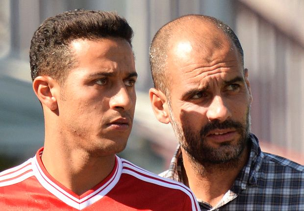 Guardiola: Thiago injury a huge blow