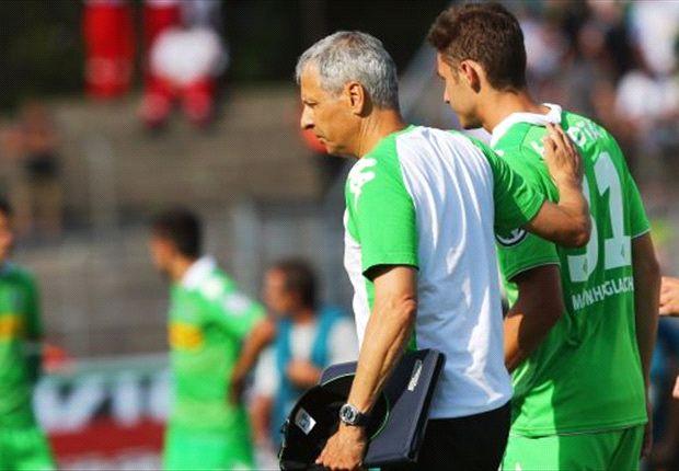 Der Pokalauftakt gegen Darmstadt ging in die Hose