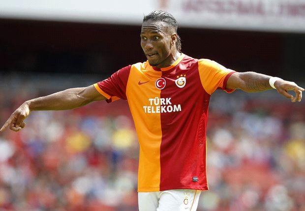 Sammelt weiter Titel mit Galatasaray -Didier Drogba
