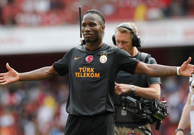 Gala-Held im Emirates-Cup-Finale gegen Arsenal: Didier Drogba