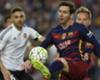 Rekor Gol Messi Kontra Valencia