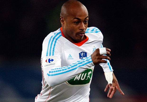 Andre Ayew - Olympique de Marseille