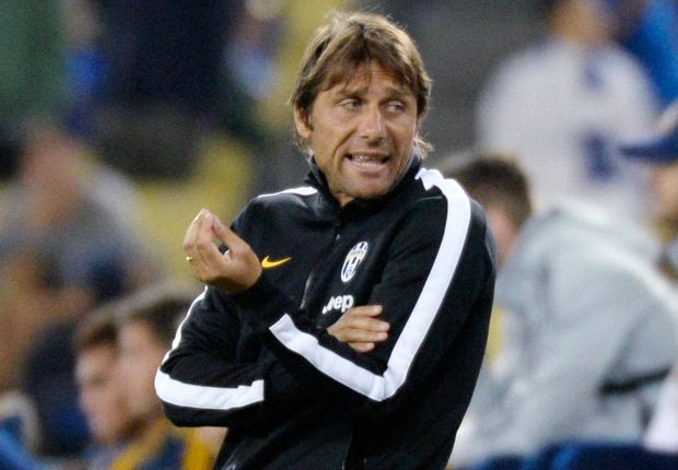 Tough draw for Juventus, says Conte