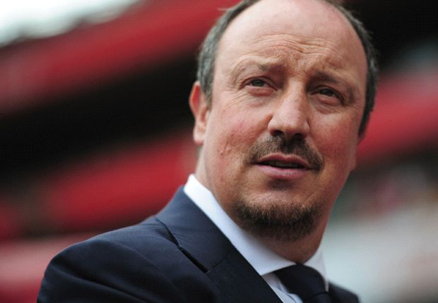 Benitez fears 'competitive' Napoli group