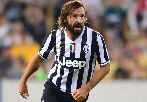 Pirlo hints at Juventus exit