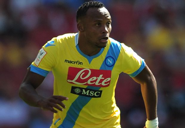 Zuniga to snub Juventus for Napoli renewal