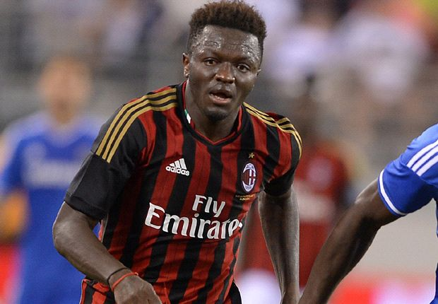 Muntari: AC Milan could have beaten Roma