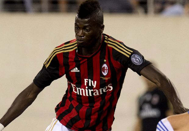 Jamu Napoli, Ignazio Abate & M'Baye Niang Kembali Isi Skuat AC Milan