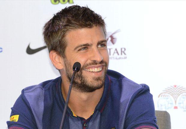 Pique: It's hard for Barcelona to buy centre-backs