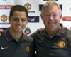 Chicharito: Utd won't replace Fergie