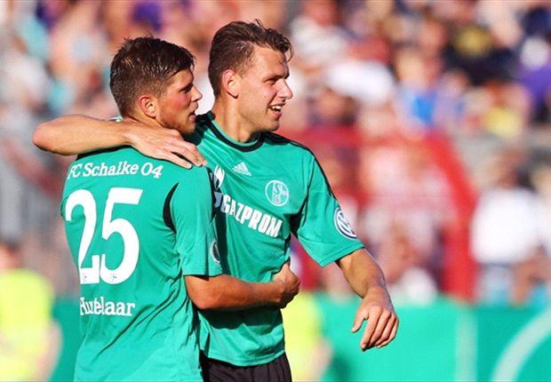 REVIEW DFB Pokal: Schalke Melaju, Nuernberg Tersingkir