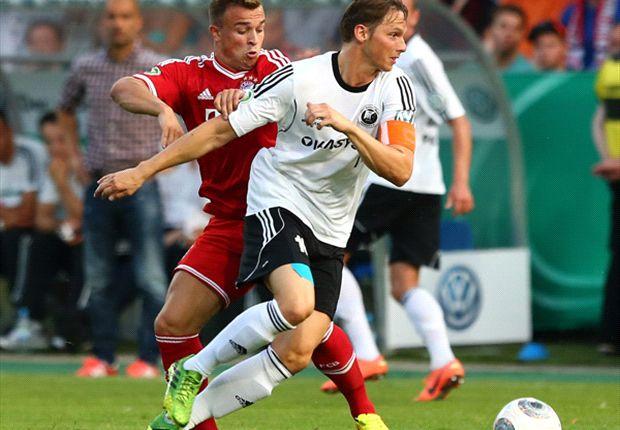 DFB Pokal: Bayern Munich Gilas Tim Amatir