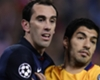 Godin speaks out on Suarez elbow