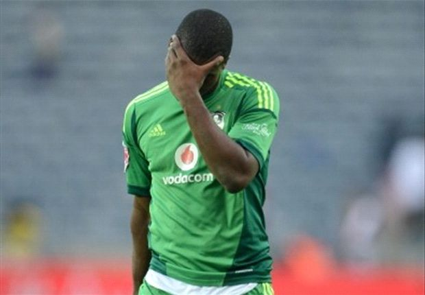 Senzo Meyiwa ruled out of FS Stars clash