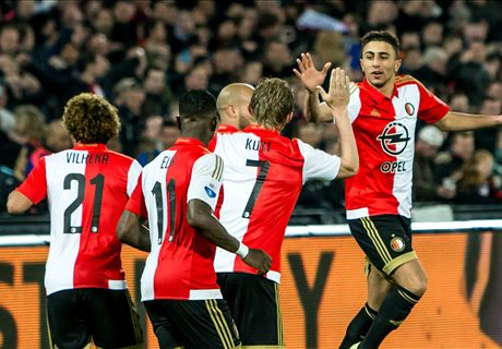 Bekerfinale cruciaal voor Feyenoord