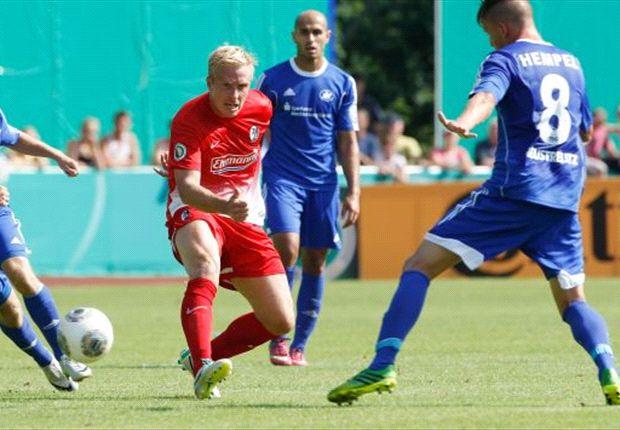 SC Freiburg: Mike Hanke erleidet Kapselverletzung