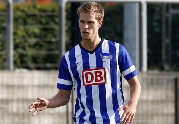 Für die Hertha ist Sebastian Langkamp von zentraler Bedeutung