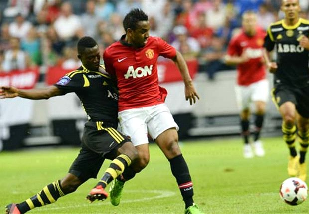 Anderson desperate to prove himself at Manchester United