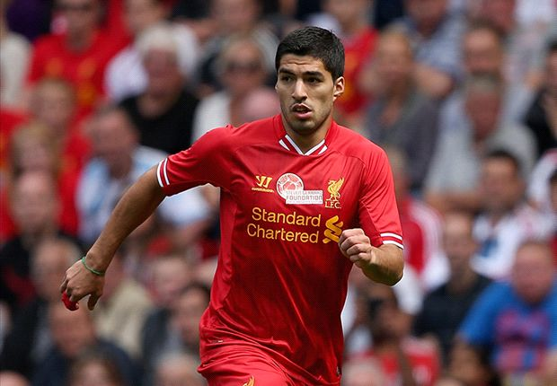 Suarez seeking 'amicable agreement' over Liverpool exit