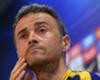 Barca slump fires up Luis Enrique