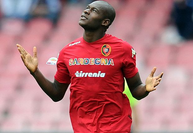 Inter want Ibarbo, claims Cagliari president