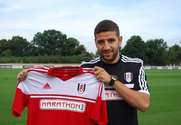 Fulham announce Taarabt loan