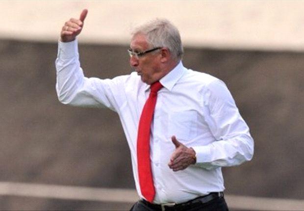 Igesund happy with Bafana despite defeat