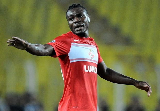Emenike and Omeruo out of Nelson Mandela Challenge