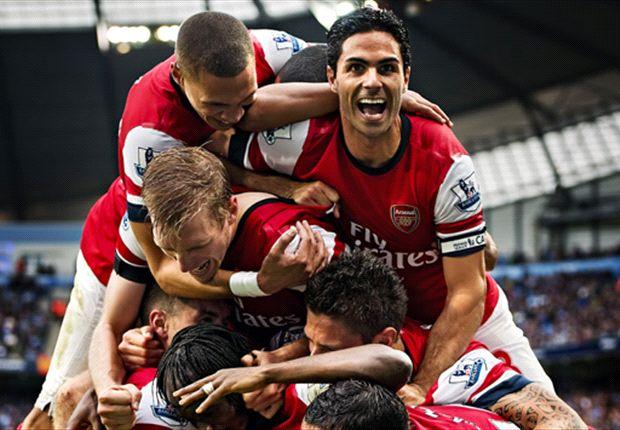 Arsenal arranca la Premier frente a Aston Villa