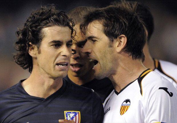 David Albelda, Valencias Legende, beendet seine Karriere