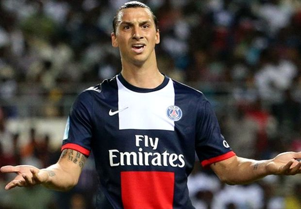 Ibrahimovic: I'll see out PSG contract