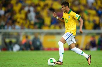 Neymar credits Scolari for development